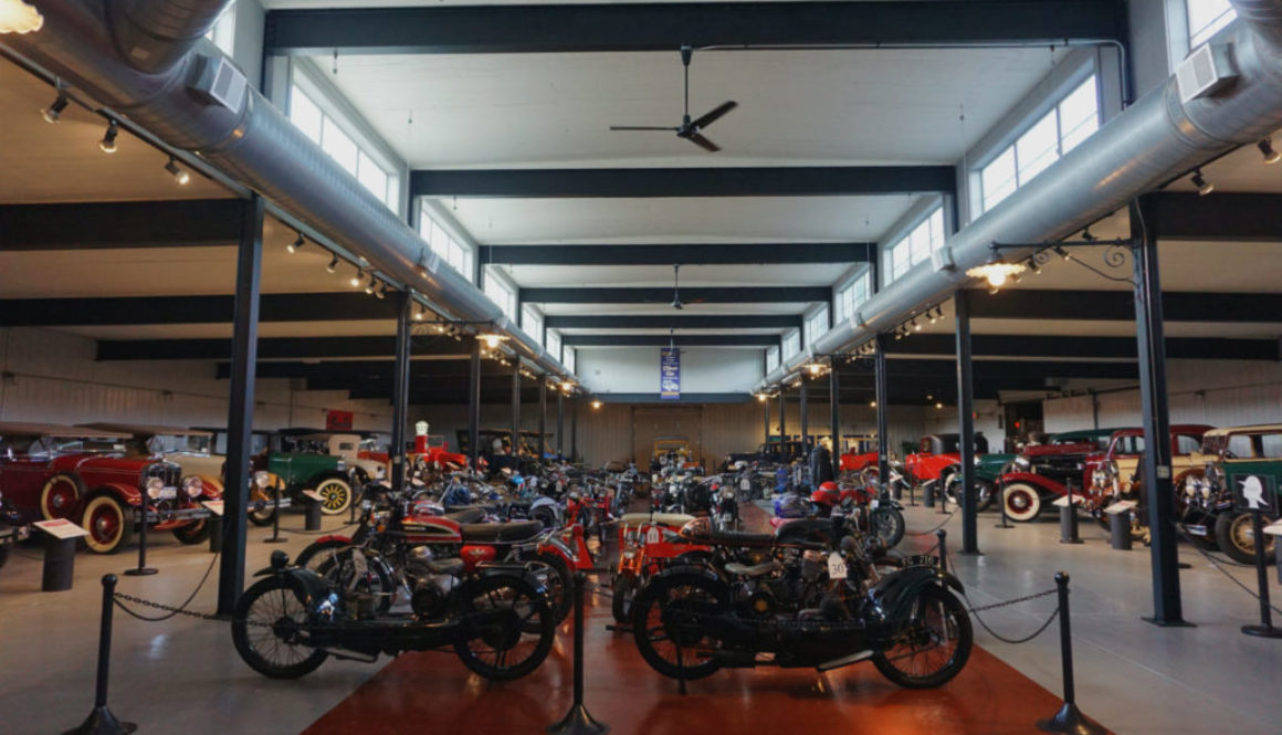 Northeast Classic Car Museum - Featured Image