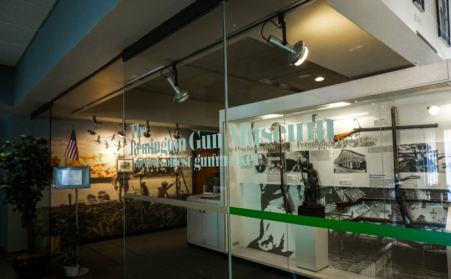 Remington Arms Museum - Featured Image