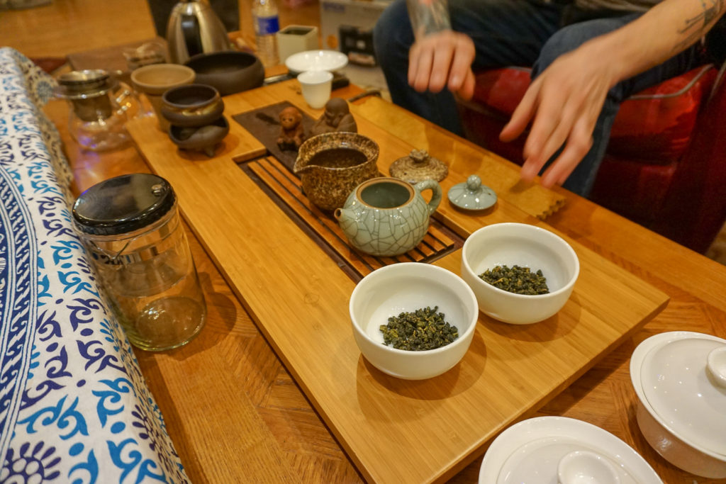 UNYtea Pop-up Teas at Midnight Sun in Syracuse, New York