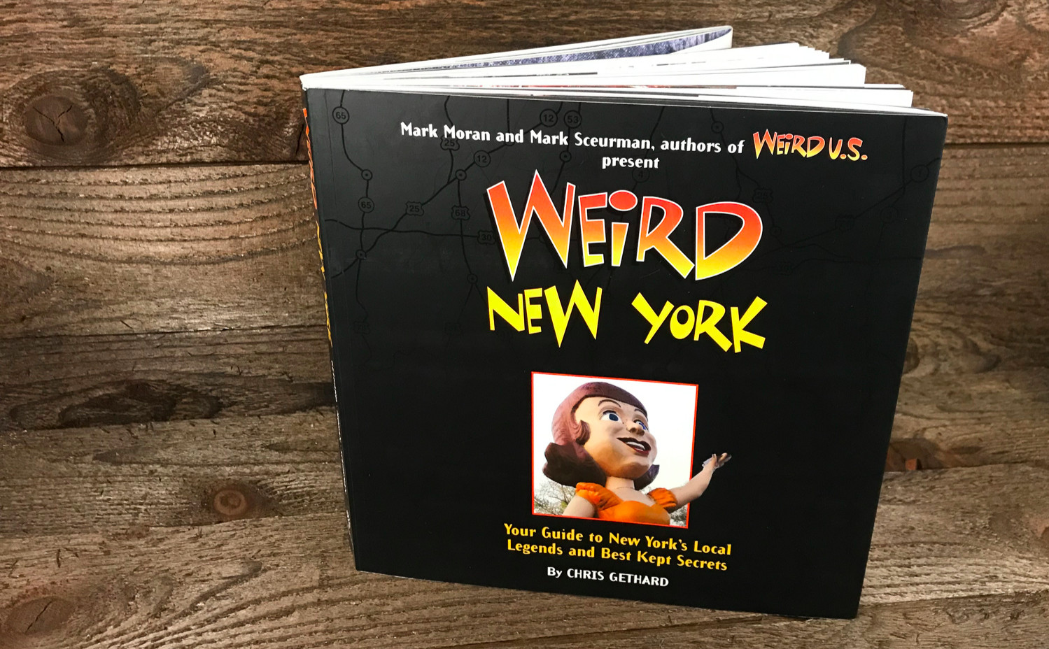Weird New York Book of the Month - Featured Image