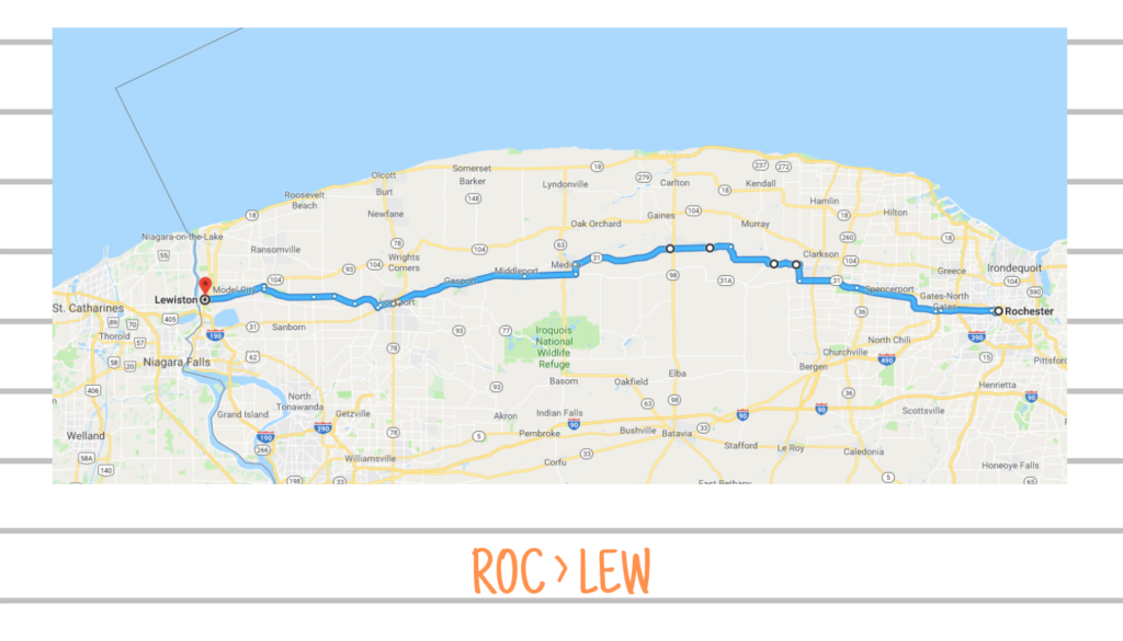 Route 31 Ramble: Rochester to Lewiston - Featured Image