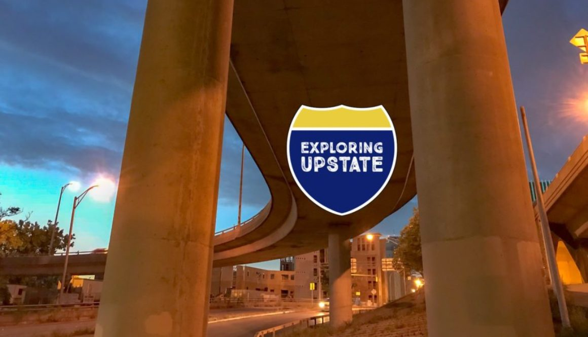 Exploring Upstate Under the Bridge - Featured Image