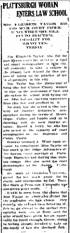 Plattsburgh Daily Press, March 03, 1919