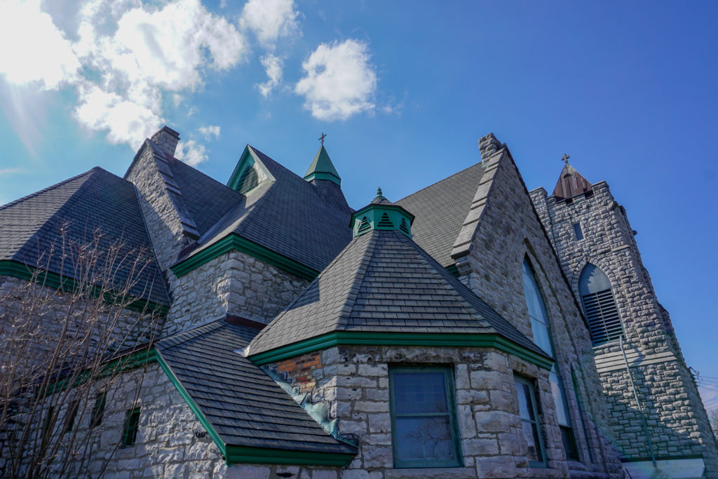 Trinity Episcopal Church in Seneca Falls, New York