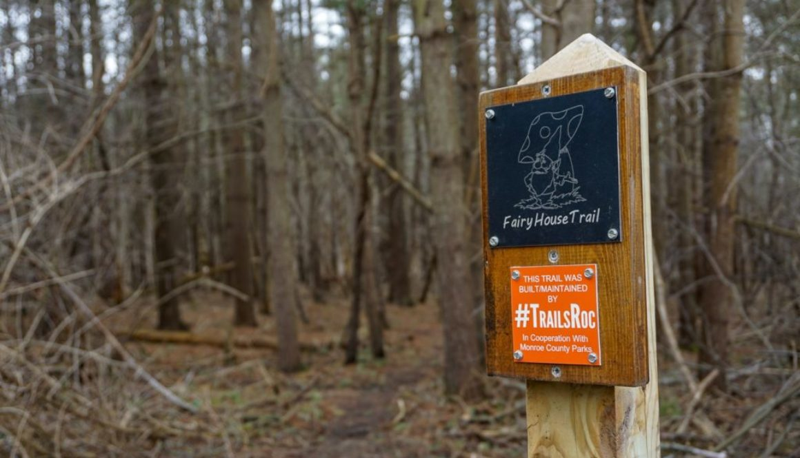 The Other Fairy Trail in Rochester - Featured Image