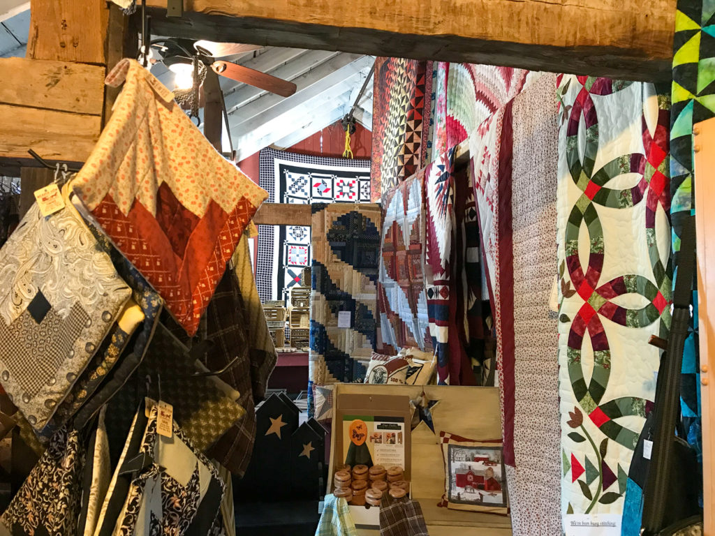 Weaver View Farms Quilt Shop in Penn Yan, NY