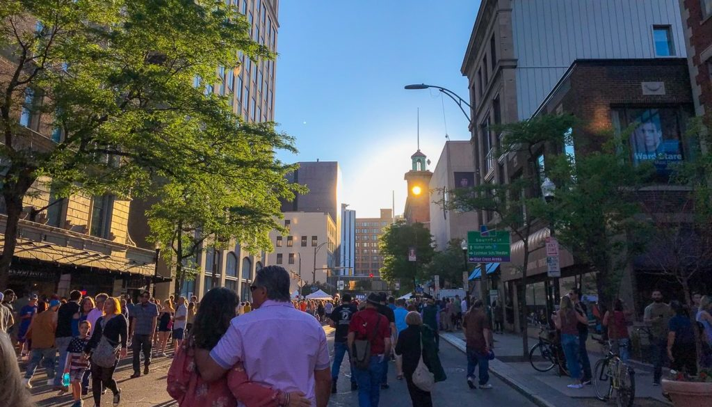 Jazz Fest Is The Perfect Time To Visit Rochester - Featured Image