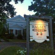 Halsey House Trumansburg