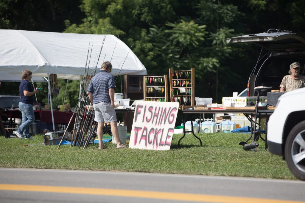 The 50 Mile Route 90 Garage Sale in Cayuga County