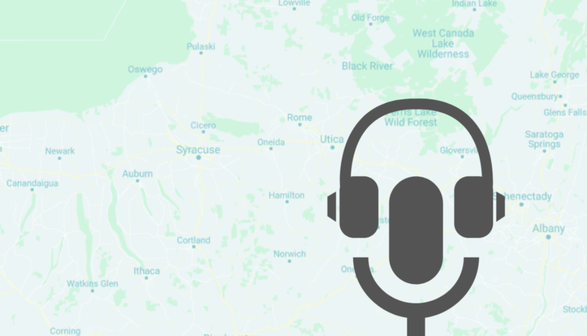 The Best Podcasts About Upstate New York - Featured Image