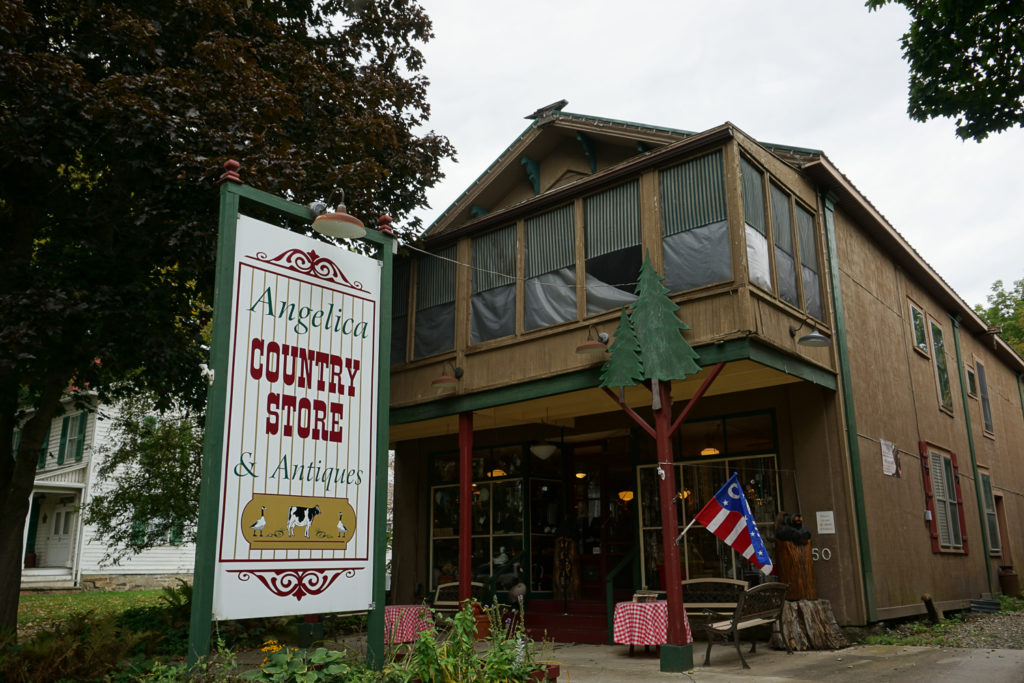 Angelica Country Store in Allegany County