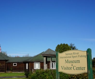 Salmon River International Sport Fishing Museum and Visitor Center - Featured Image