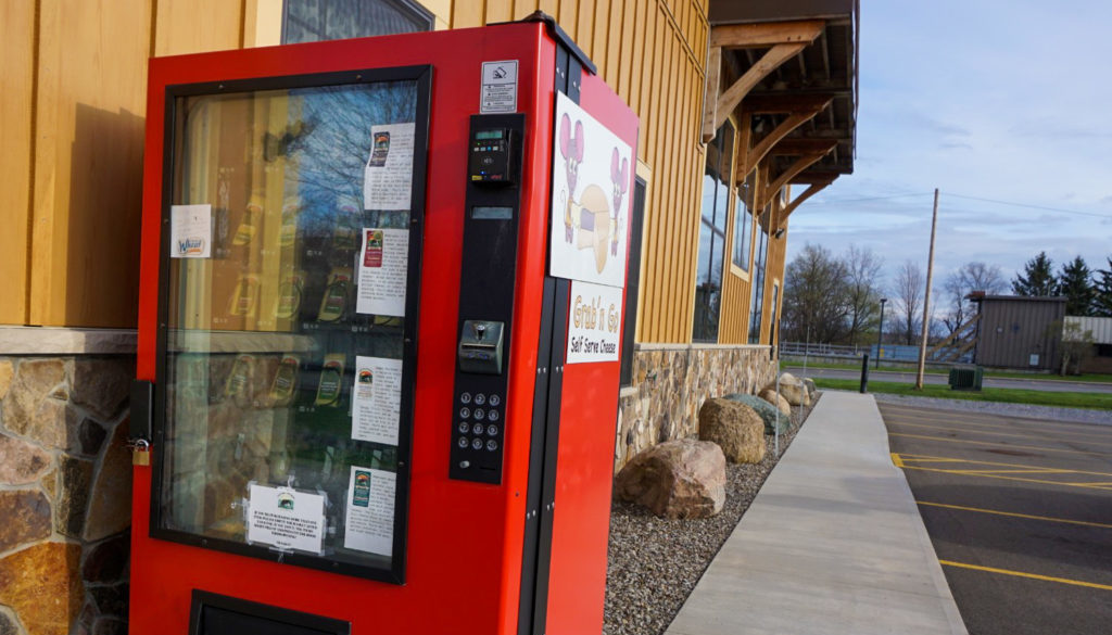 East Hill Creamery Cheese Vending Machine - Featured Image