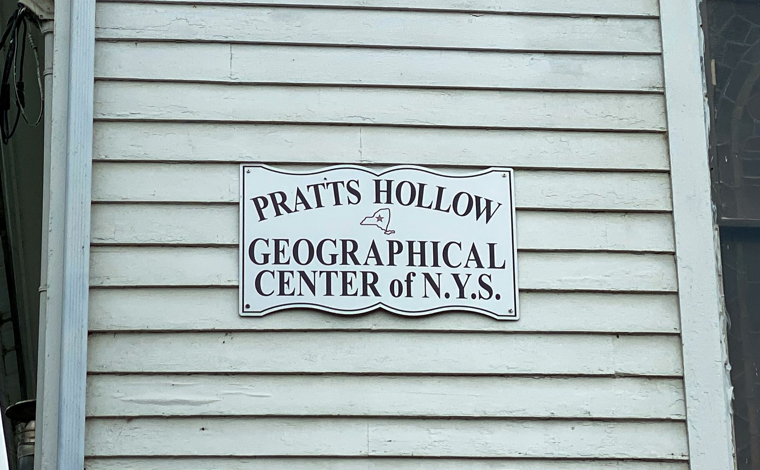 Pratt's Hollow - Geographical Center of New York State - Featured Image