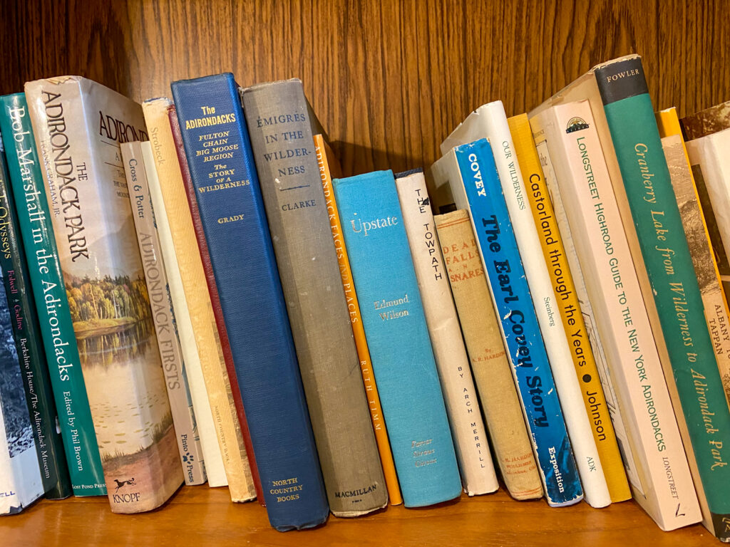 Upstate New York Antique Books