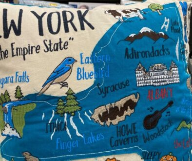 New York Pillow - Featured Image
